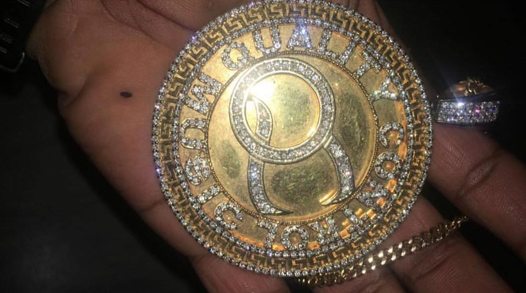 Man Claims to Have Taken Quavo's Chain