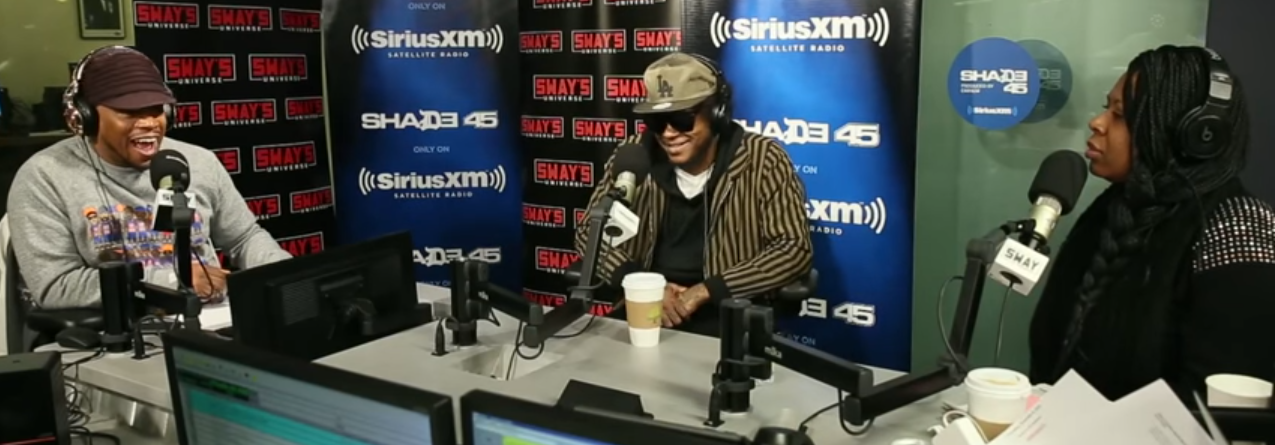 Ab-Soul Debunks Satanism Rumors, Breaks Down His View of Women with Sway in the Morning [Watch]