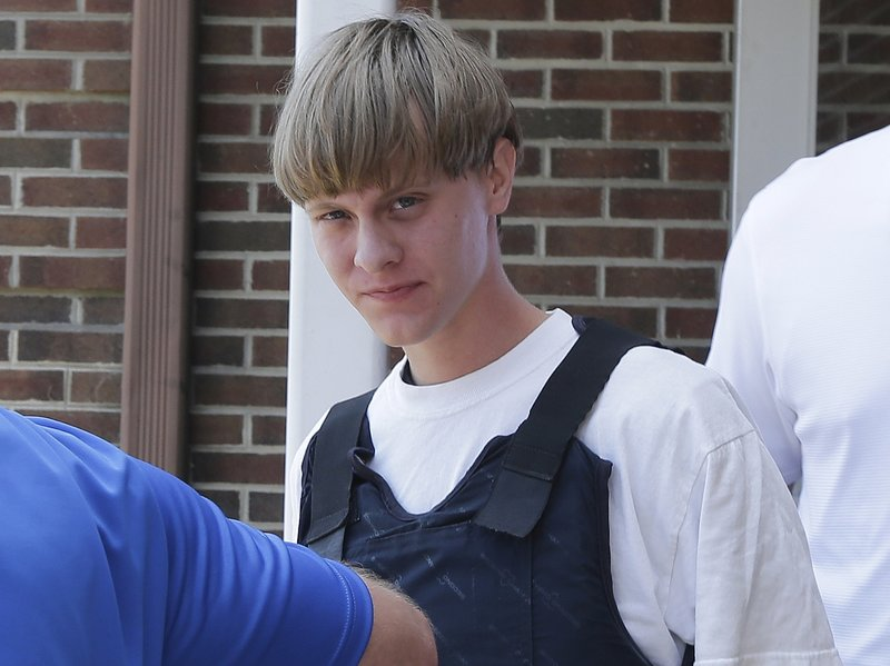 Charleston Nine Killer Dylann Roof Convicted of 33 Counts of Murder