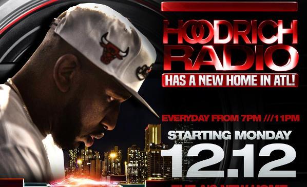DJ Scream & Hoodrich Radio Join Atlanta's New iHeartRadio Hip-Hop and R&B Station, 92.3 & 96.7 The Beat