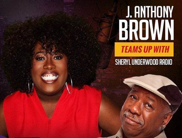 J. Anthony Brown Joins The Sheryl Underwood Radio Show After Leaving The Tom Joyner Morning Show