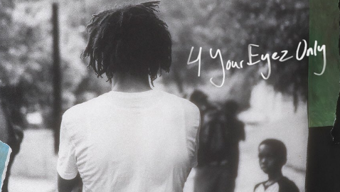 J. Cole Unveils '4 Your Eyez Only' Tracklist