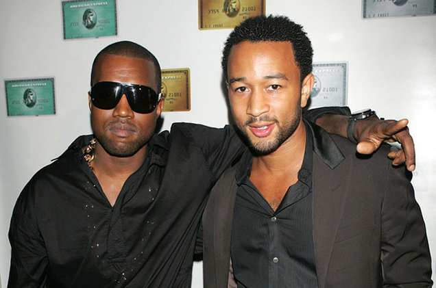 John Legend Calls Kanye West's Meeting With Donald Trump a 'Publicity Stunt' [Video]