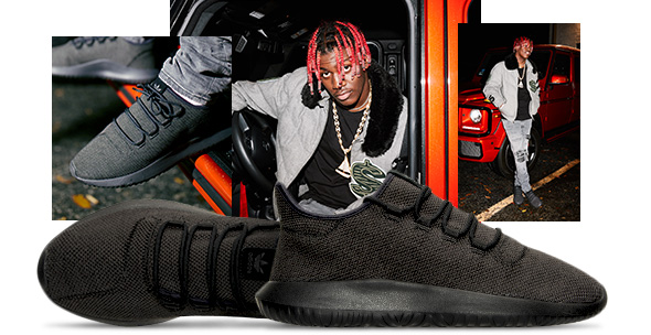 Lil Yachty Partners With Finish Line For The Release of the Adidas Tubular  Shadow  Video  748f968ed699