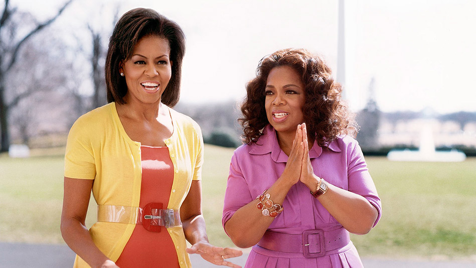 Oprah Winfrey To Conduct Final Interview With Michelle Obama As First Lady