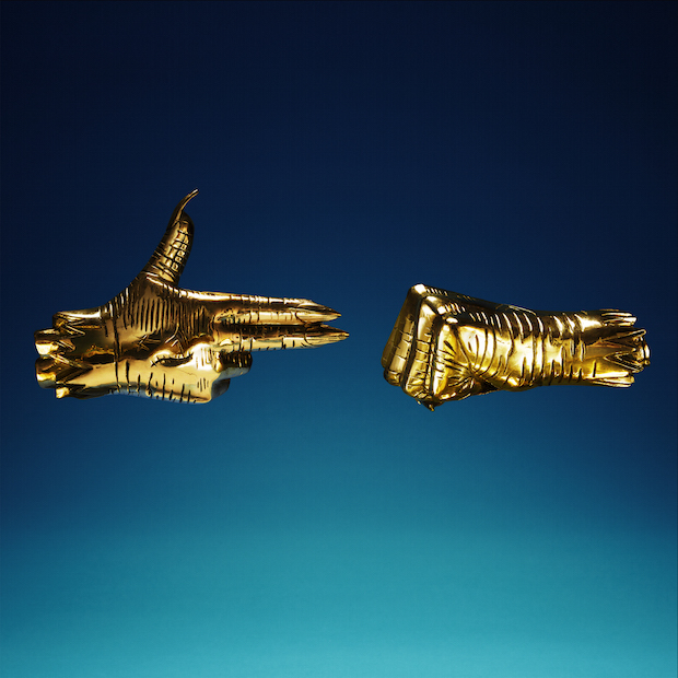 "Run The Jewels Drop New Single, Announce ""RTJ3"" Release Date, Tracklist, Album Cover"