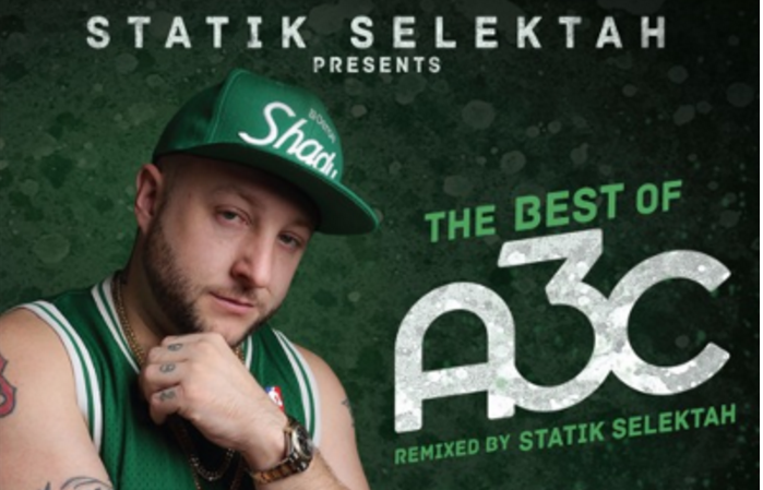 Real Hip Hop & You Don't Stop: Listen To The Best Of A3C Remixed  By Statik Selektah