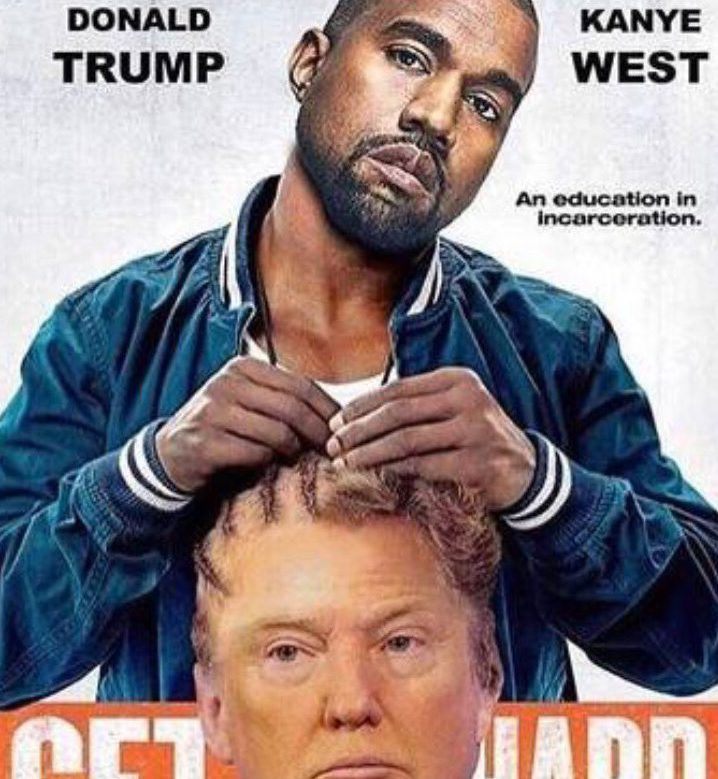 Social Media Clowns Kanye West for Meeting with Donald Trump