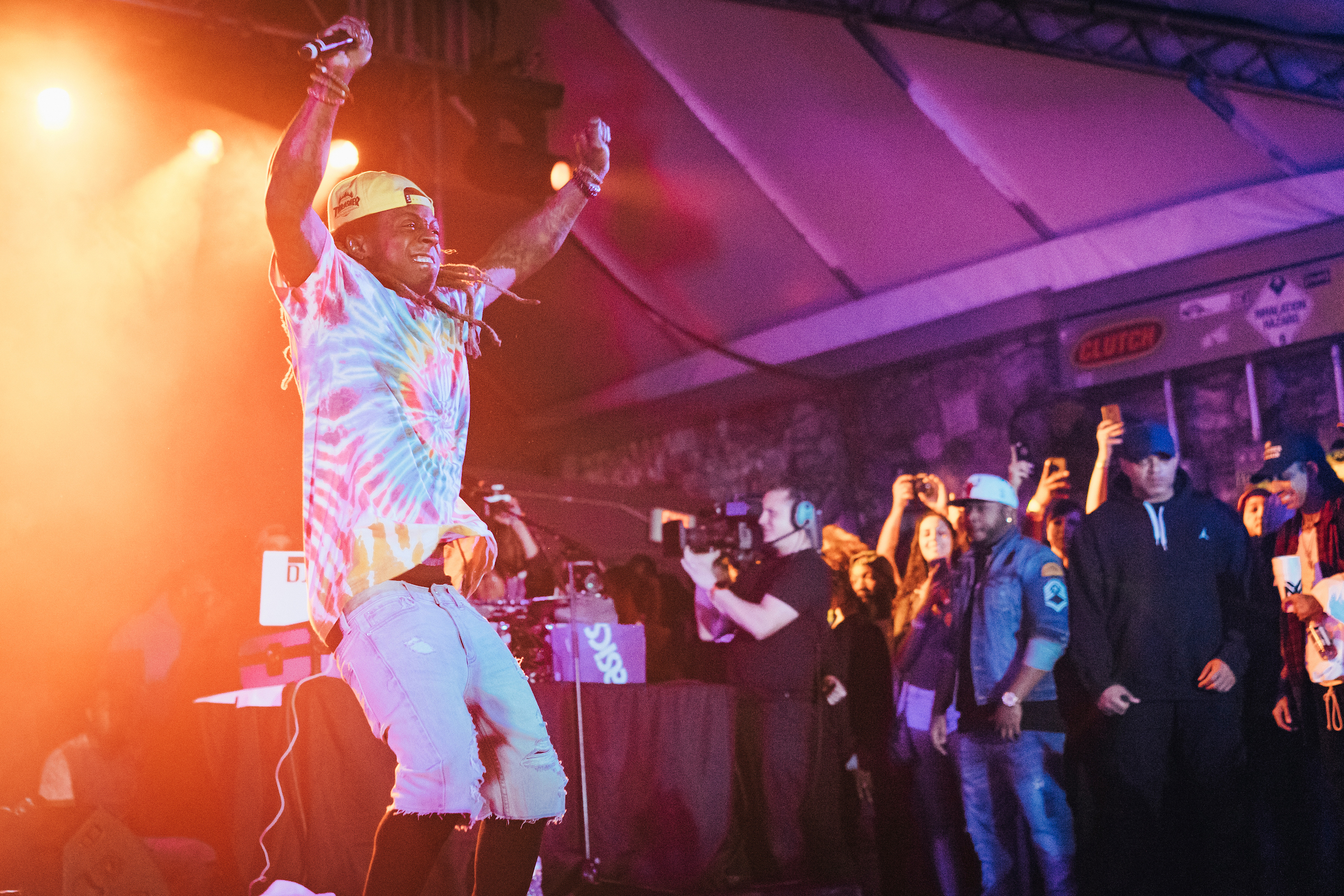 SXSW Recap: Live at the BBQ with Lil Wayne, 9th Wonder, Rapsody, Dave East and More [Watch Now]