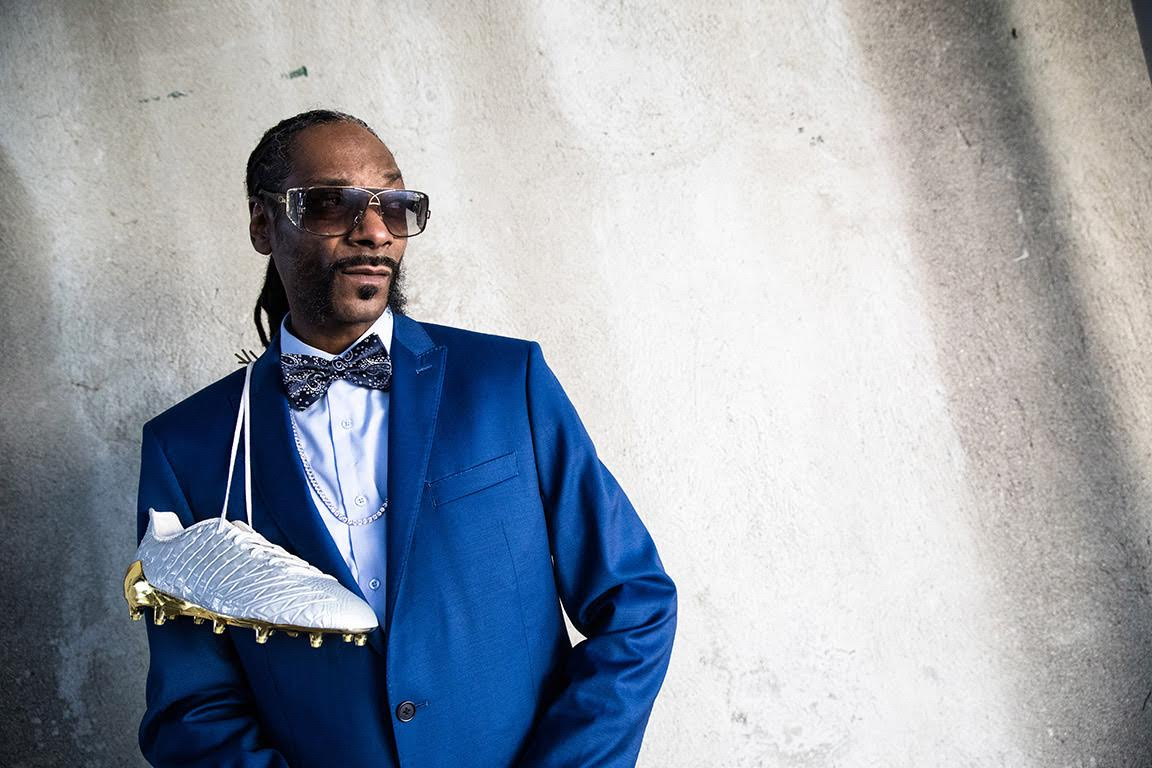 adidas and Snoop Dogg Unveil Special Edition Football Cleat