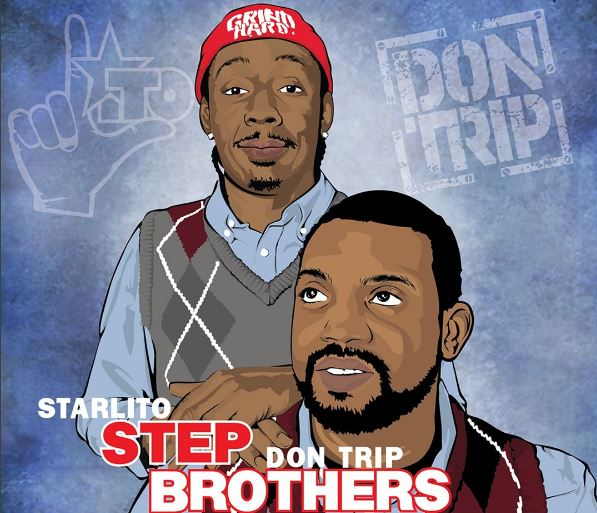 "Starlito and Don Trip Release the Third Installment in Their 'Step Brothers' Mixtape Series, Drop ""Good Cop, Bad Cop"" Video [Watch Now]"