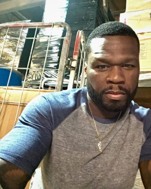 50 Cent to Executive Produce New Series 'The Oath'