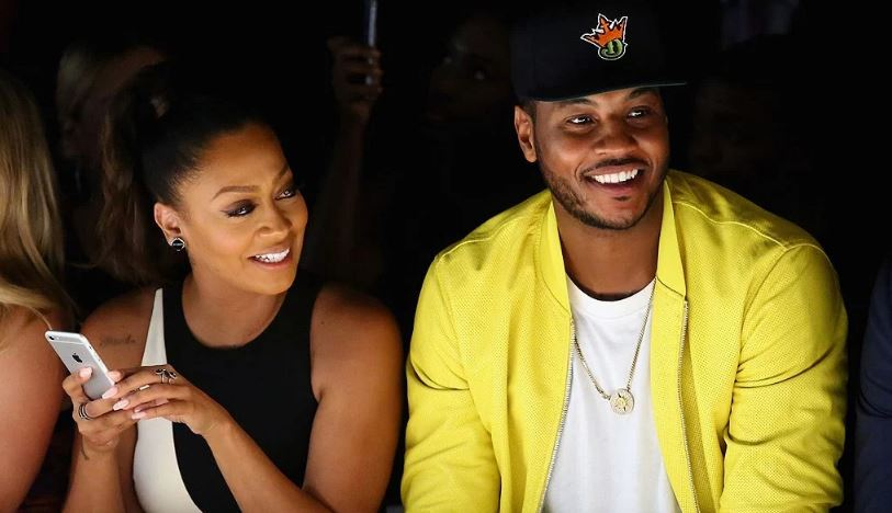 Carmelo and La La Anthony Are Reportedly Separated After 7 Years of Marriage