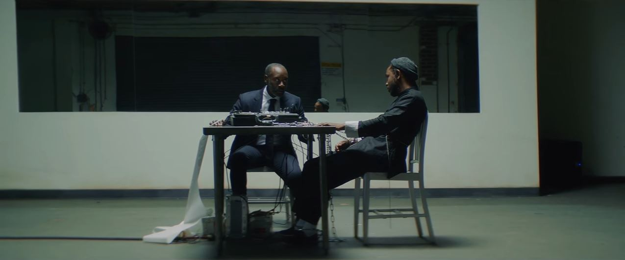 "Kendrick Lamar Taps Don Cheadle for a Face Off with ""DNA."" [Watch]"