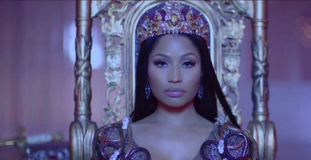"Nicki Minaj Teams Up with Drake and Lil' Wayne Drops Video for ""No Frauds"" [Watch]"