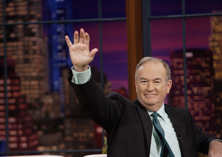 Bill O'Reilly Removed From Fox News After Sexual Harassment Accusations