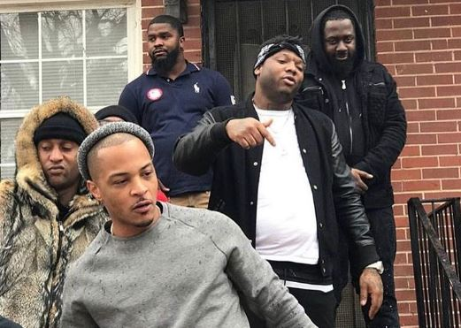 """T.I. Questions Arrest of Crack User Being Blamed for Atlanta I-85 Bridge Fire: """"Something Doesn't Add Up"""""""