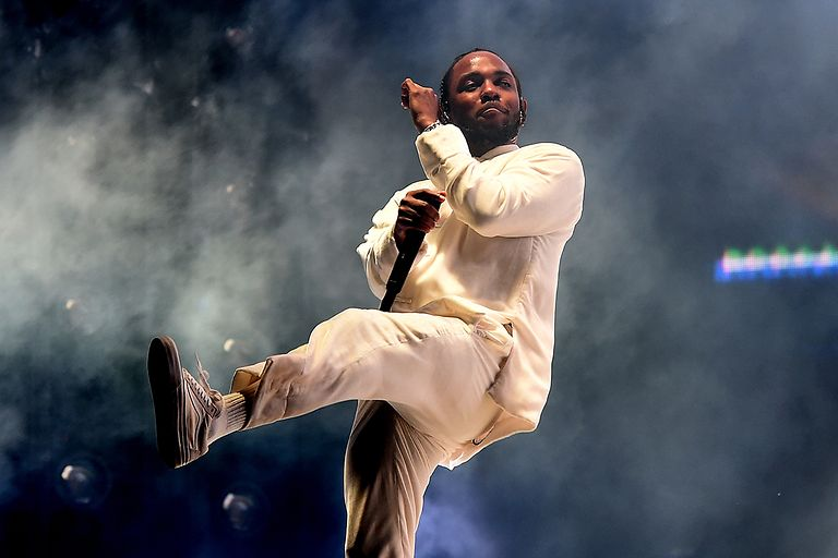 Kendrick Lamar Shuts Down Coachella with 'DAMN.' [Watch]