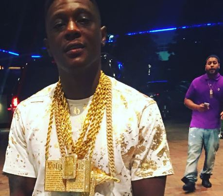 Boosie BadAzz Says Racist Cops Stole a Million Dollars in ...