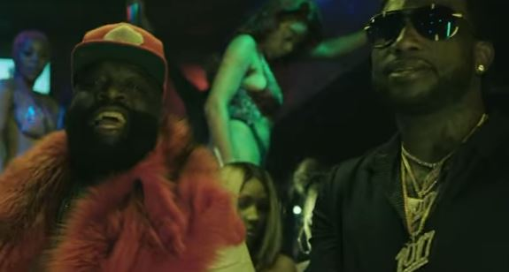 "93c08f5caf6 Rick Ross Drops New Video ""She on My D!ck"" feat. Gucci Mane   NSFW  Watch  Now"