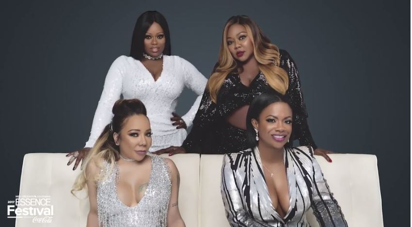 Xscape  to Reunite for First Live Show at the 2017 Essence Festival [Video]