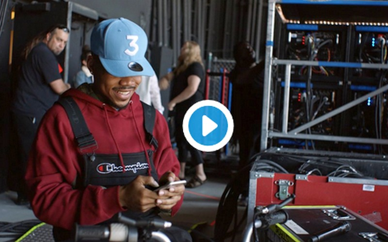 Chance The Rapper Takes His Love For Twitter to TV with New Commercial
