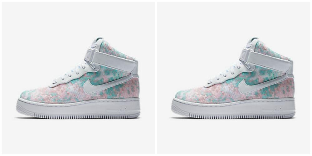 Nike Releases The Air Force 1 Upstep Hi LX
