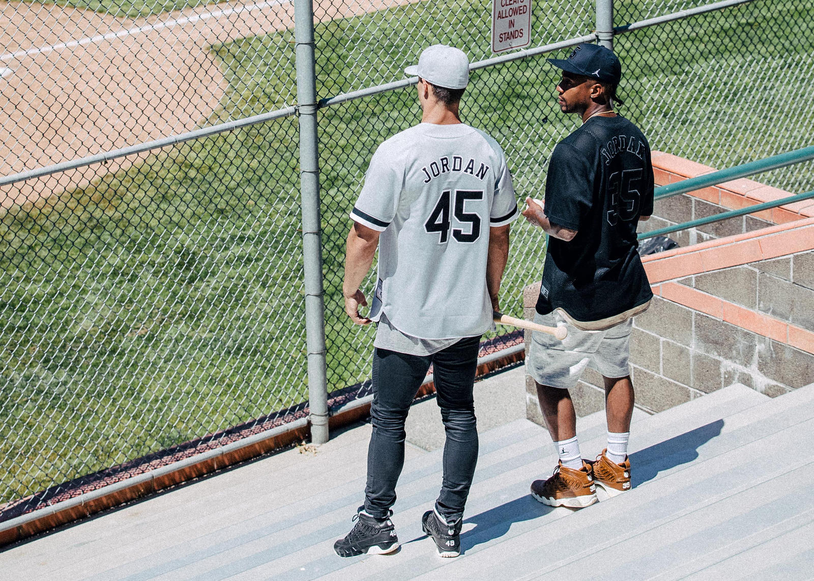 5263bba271311d Air Jordan s New Baseball Collection is a Tribute to Michael Jordan s Time  on the Diamond