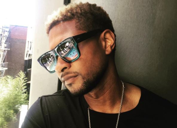 Witness Claims Usher Hooked Up with Accuser Quantasia Sharpton at Days Inn