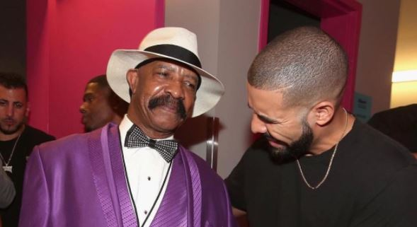 Drake and His Dad Drop Hilarious Ads for Virginia Black Whiskey [Watch]