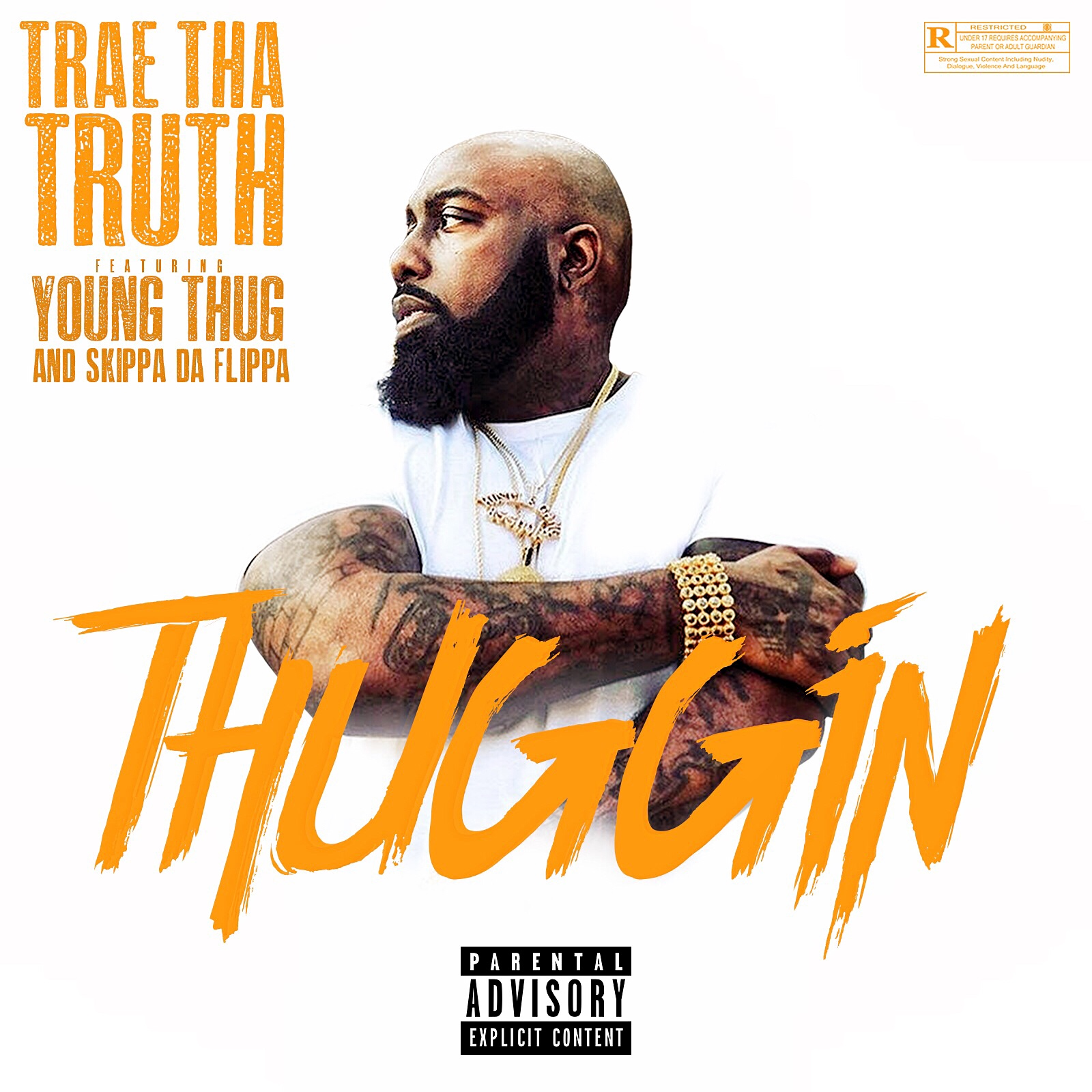 "Trae Tha Truth Recruits Young Thug and Skippa Da Flippa for New Single ""Thuggin'"" [Listen]"