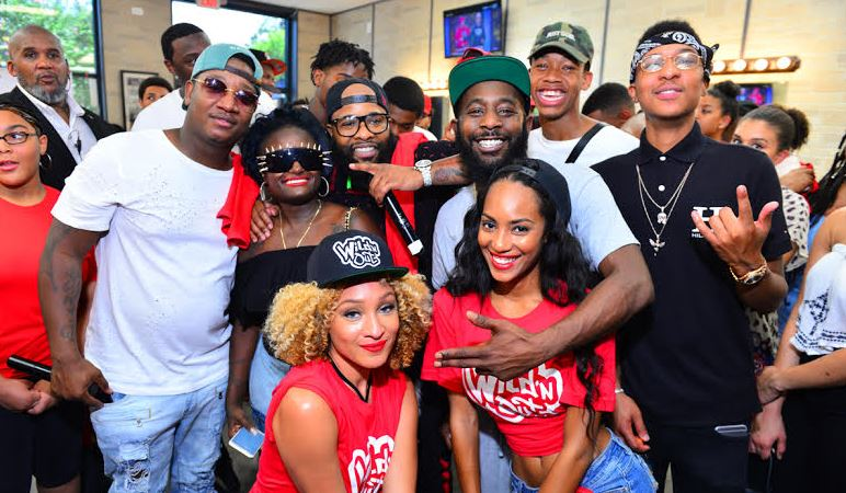 Check Out the Hilarious Photos from 'MTV's Wild 'N Out' Live from the Barbershop Atlanta Pop-Up with Yung Joc, Chico Bean and More