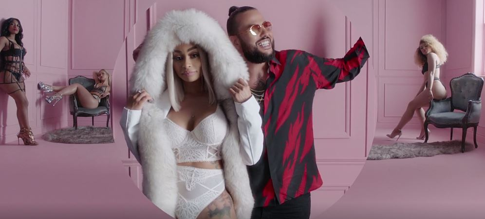 """Blac Chyna Twerks It Out in Belly's New Video """"P.O.P. (Power of Pu$$y)"""""""