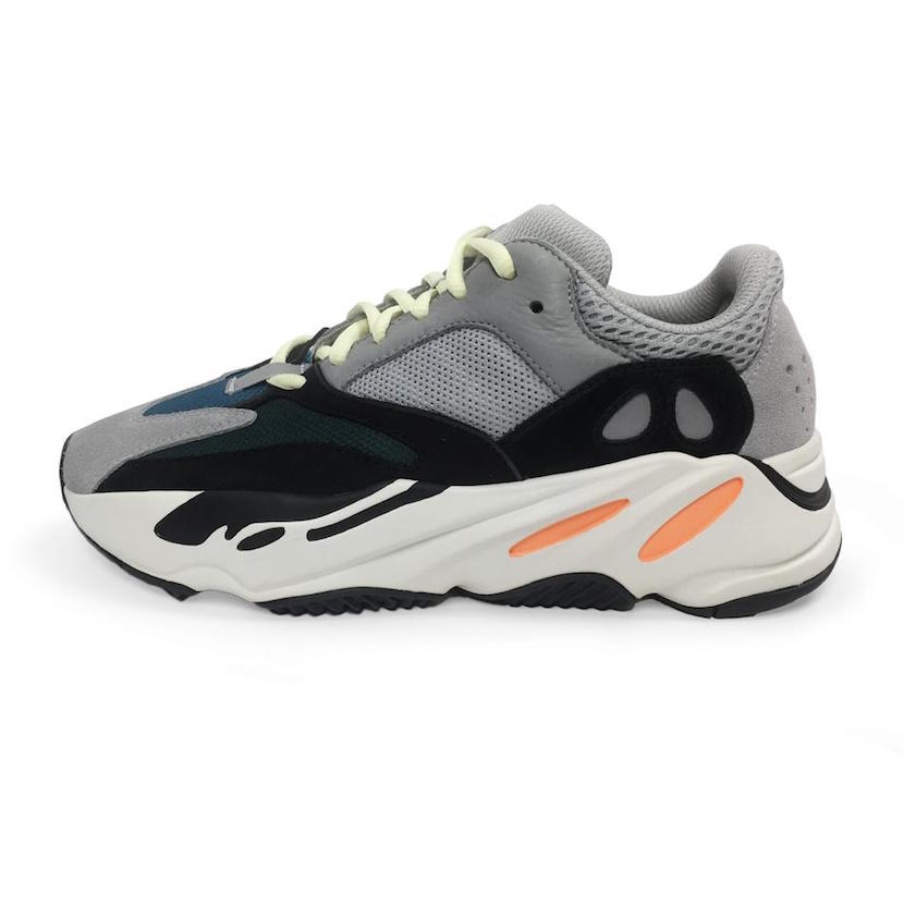 newest aabc8 e136d Kanye West s New Adidas Wave Runner 700 Gets Released