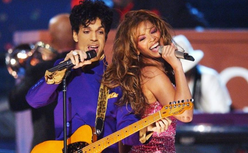 Beyonce Pens the Foreword to New Prince Book
