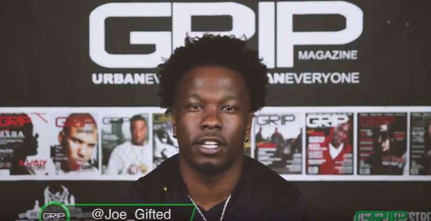 "[Exclusive Interview] Joe Gifted Discusses His Hit Single ""Water,"" Name Change and His New Deal with Warner Bros. Records [Watch Now]"
